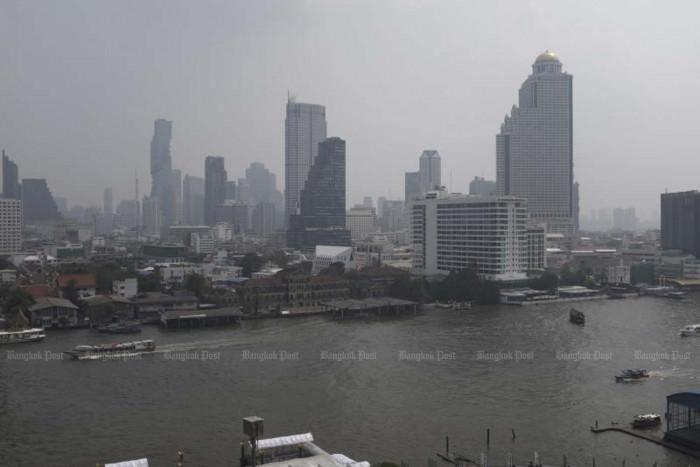 More smog in Bangkok, elsewhere
