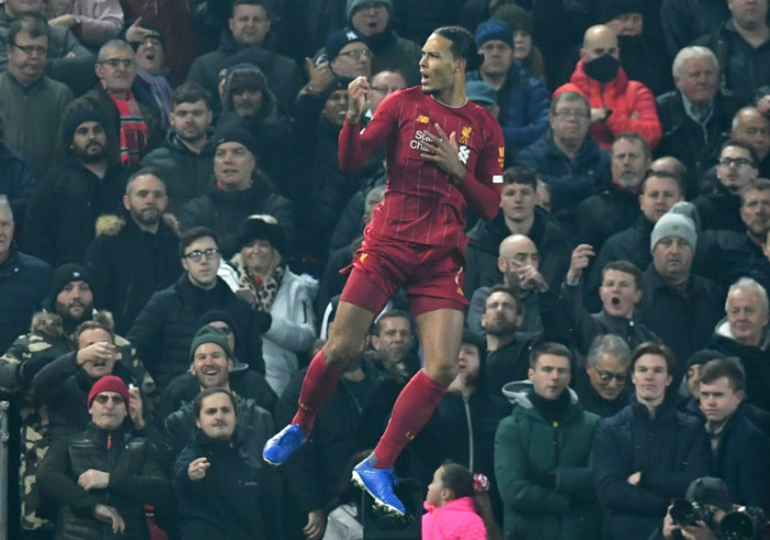 Maguire Fails To Measure Up As Van Dijk Leads Liverpool Title Charge
