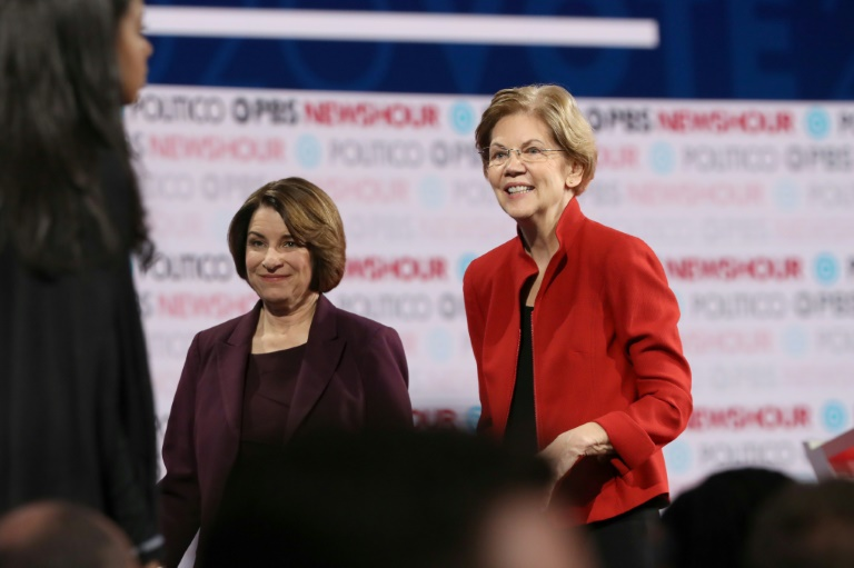 NYT Ed Board Breaks Tradition, Approves Warren and Klobuchar