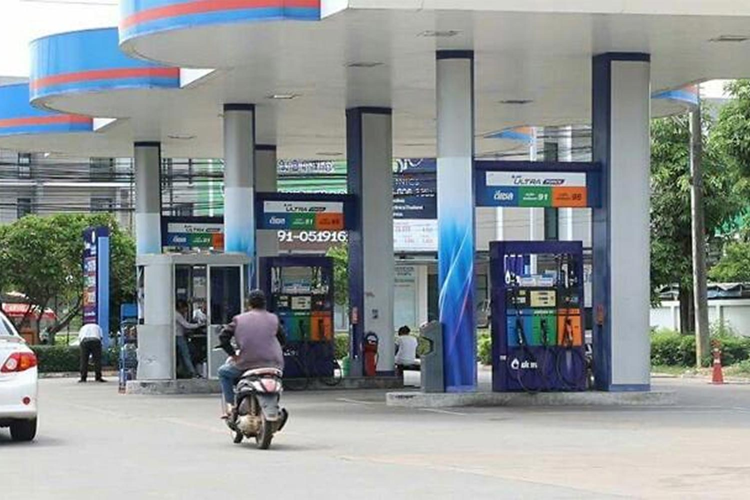 Fuel consumption in the first quarter is forecast to rise by 6.6%.Post Today