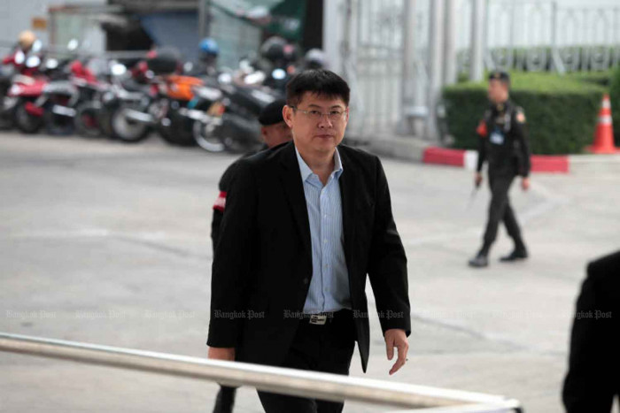 TV news anchor Sorrayuth sent to prison for 8 years