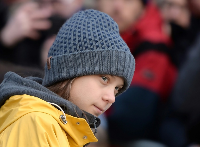 Swedish teen activist Greta Thunberg will be at Davos at the same time as US President Donald Trump, though the two are not expected to meet.