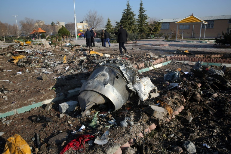 The Kiev-bound Ukraine International Airlines plane was shot down in a catastrophic error shortly after takeoff from Tehran on January 8, killing all 176 people on board.