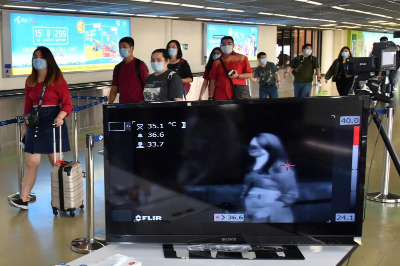 Kamery FLIR wykrywają osoby zarażone koronawirusem
