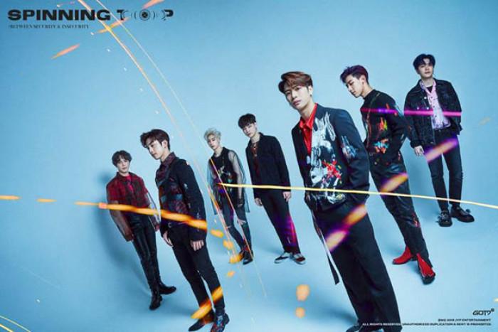 K-pop band GOT7 cancels Bangkok shows
