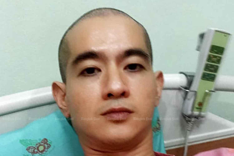 Apichai: Arrested on suspicion of multiple murders.(Police photo)