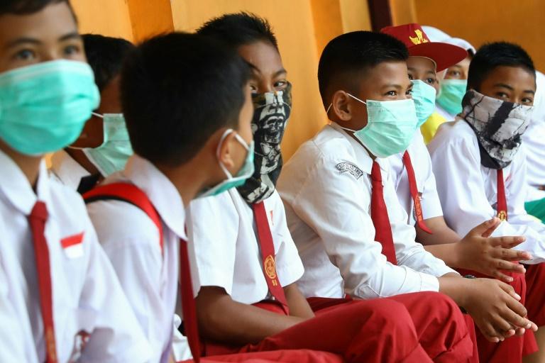 Coronavirus outbreak now  not pandemic