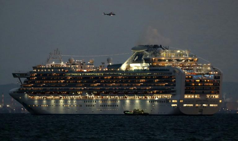 Japan has quarantined the Diamond Princess, a cruise ship carrying more than 3,000 people, over coronavirus fears.