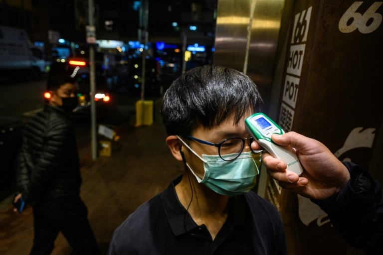 A dramatic rise in the number of deaths and new cases of the virus on Thursday fuelled global suspicions that Beijing was concealing the true scale of the illness.