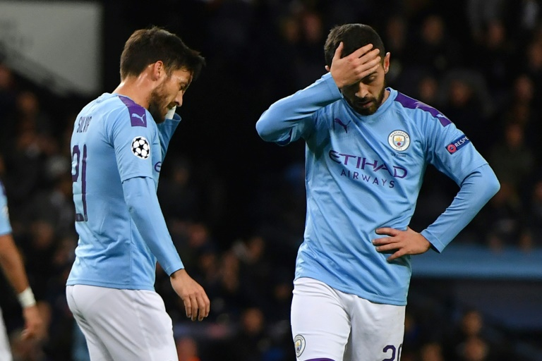 Manchester City are in shock after their ban from UEFA competitions.