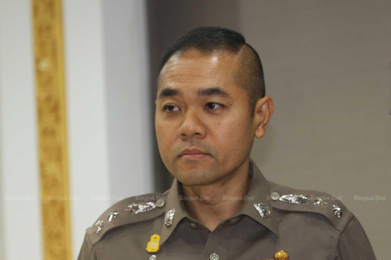 Deputy police spokesman Kissana Phatanacharoen