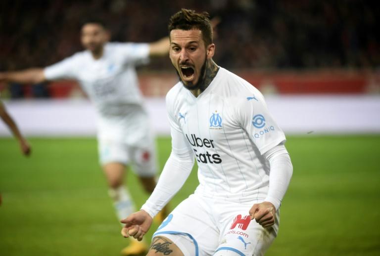 Winning moment for goal scorer Dario Benedetto