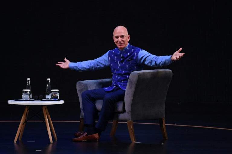 Amazon boss Bezos has announced he is committing US$10 billion to a new fund to fight climate change.