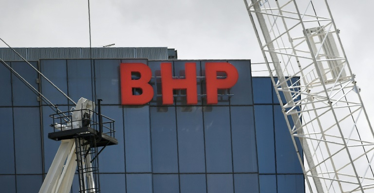 BHP warns coronavirus could impact demand