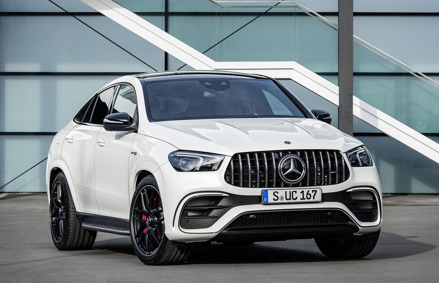 New Gle63 Coupe Is Mercedes Amg S Suv Top Gun