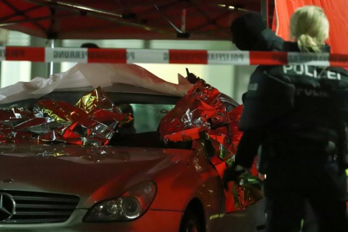 Eight slain in shisha bar shootings in Germany