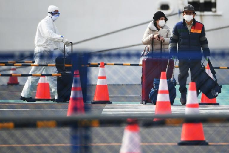 Japan Says 23 Passengers Mistakenly Left Virus Ship Before Testing
