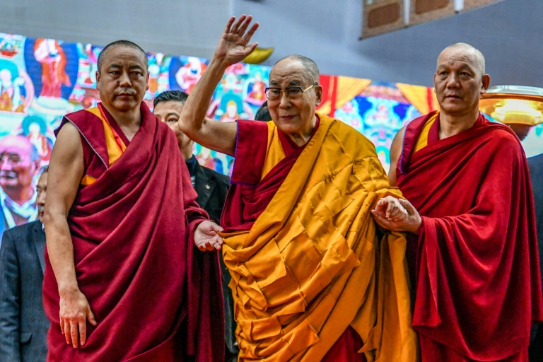 Dalai Lama Marks 80 Years As Tibetan Spiritual Leader
