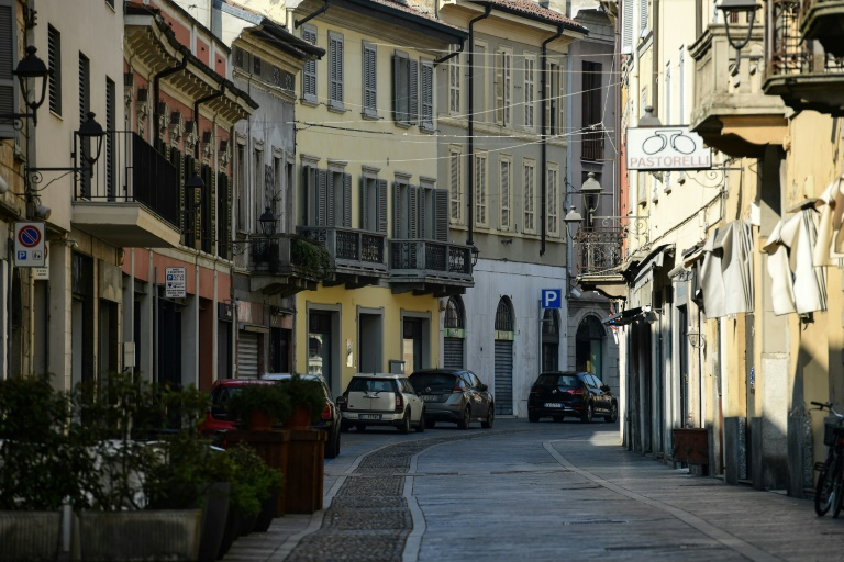 Codogno in the Lombardy region was labelled by health officials on Saturday as the epicentre of the new wave of confirmed cases in Italy's north.