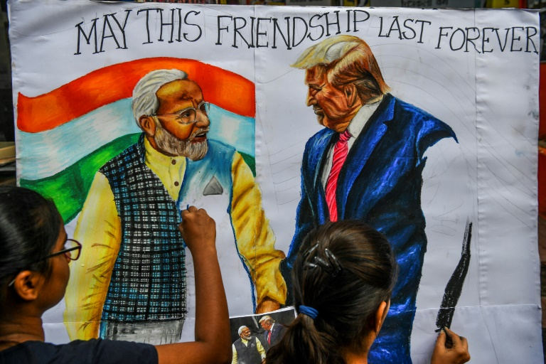 A major US-India trade pact is unlikely during President Donald Trump's visit to the South Asian nation.