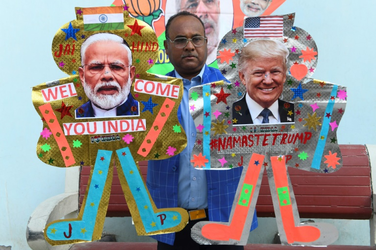 President Donald Trump's first official visit to India is likely to be more about pomp and ceremony than concrete agreements.