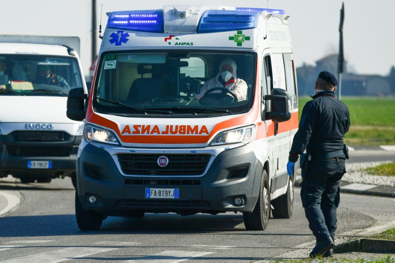 Italy has become the first European country to take drastic isolation measures over the COVID-19 after five deaths with more than 50,000 residents in 11 northern towns in quarantine.