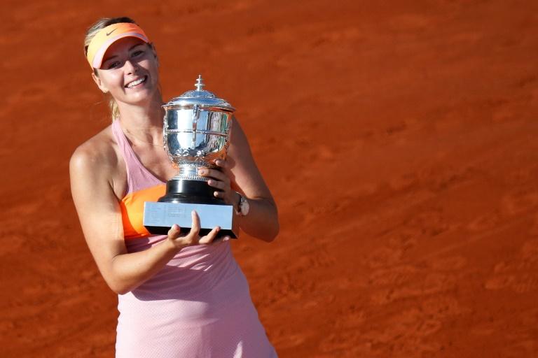 Maria Sharapova Announced the End of her Career