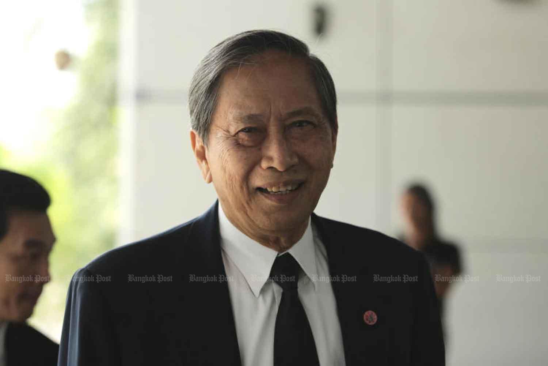 former deputy prime minister Plodprasop Suraswadi