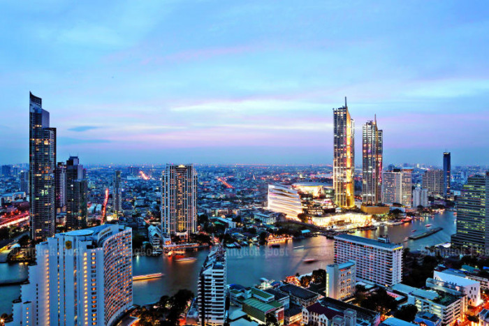 Thailand's richest man is building Bangkok's tallest skyscraper