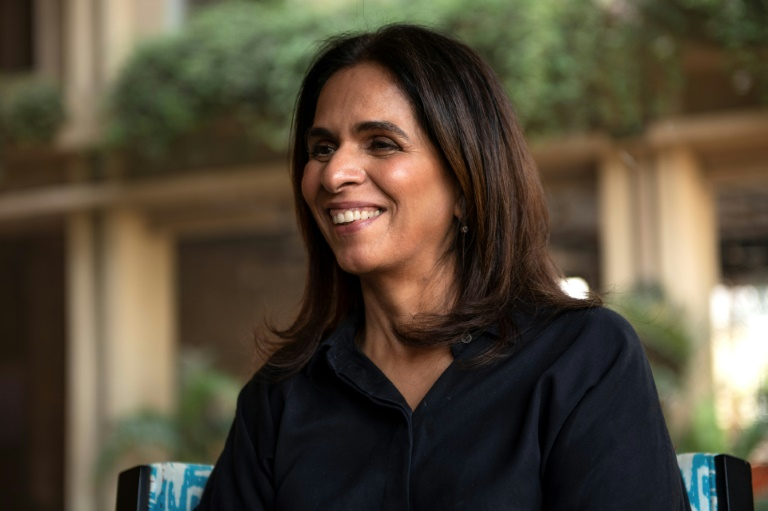 Feminist Fashionable And Fighting For Sustainability India S Anita Dongre