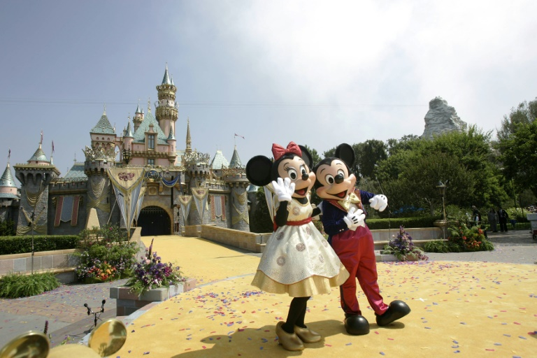 Disneyland is the second-most visited theme park in the world.