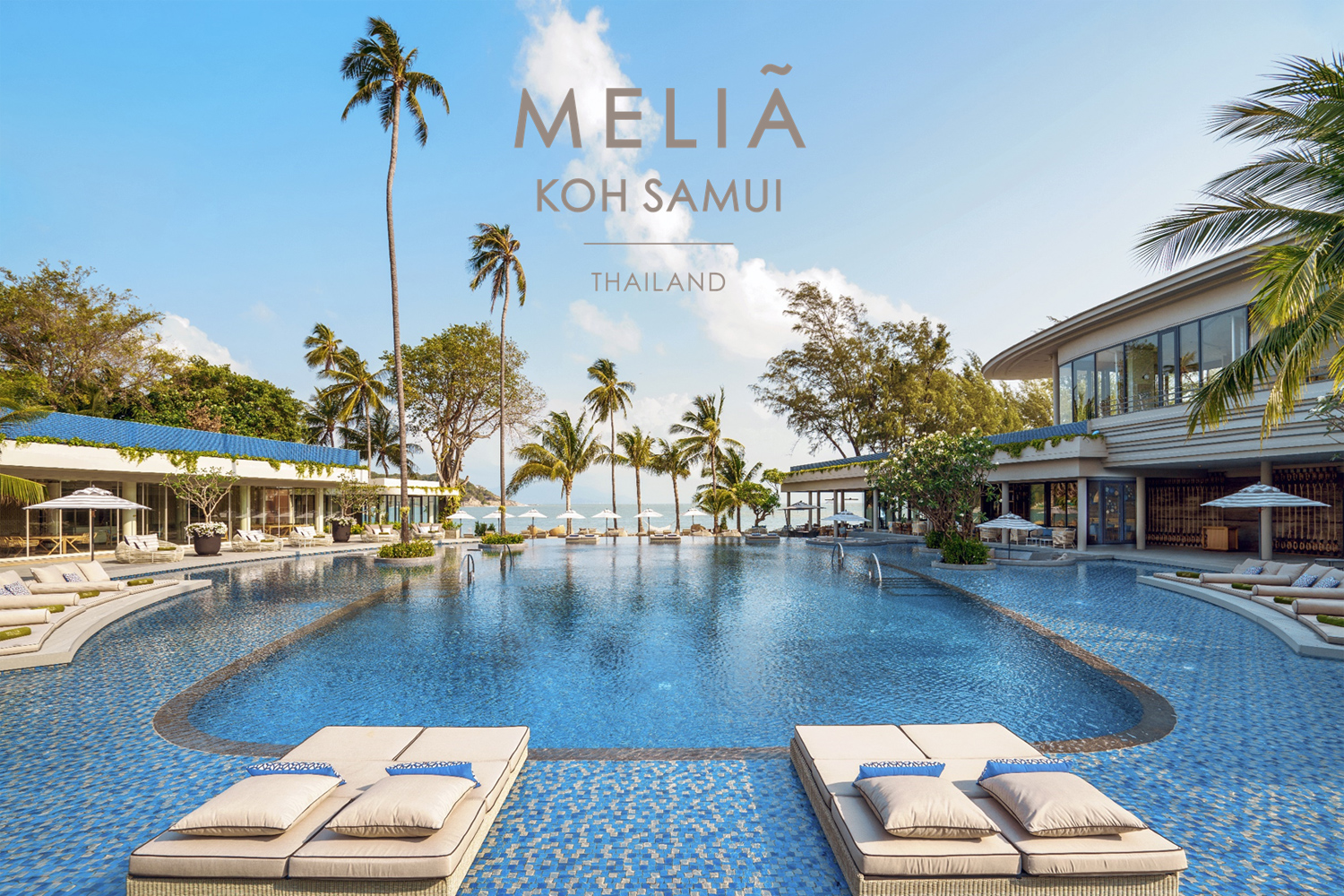 MELIÁ KOH SAMUI, ITS FIRST HOTEL IN THAILAND