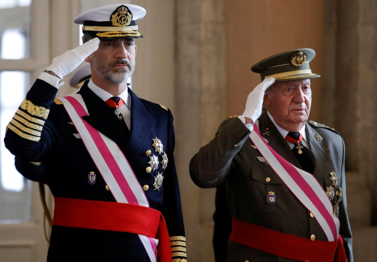 Spanish King renounces inheritance from father amid scandal