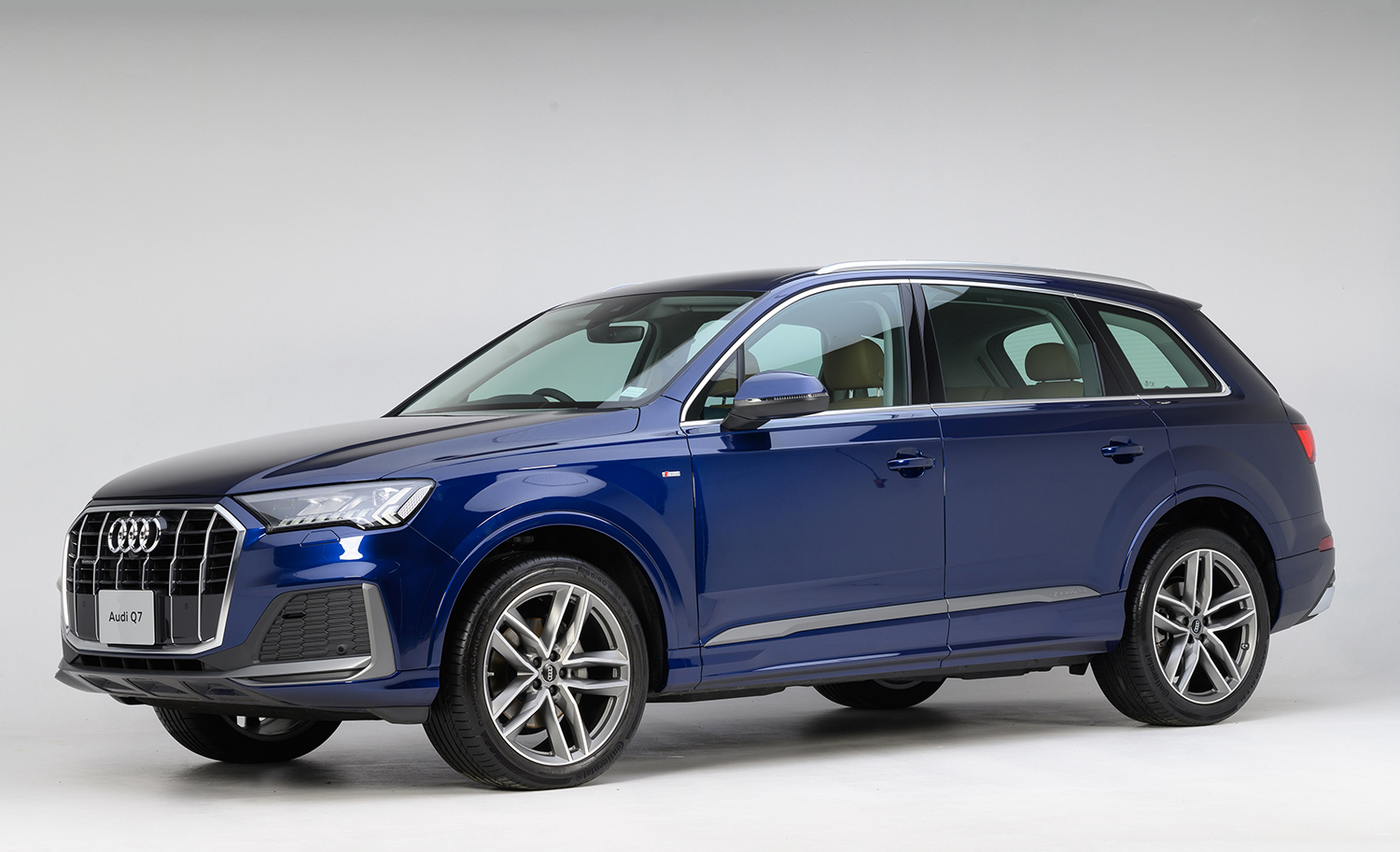 2020 Audi Q7 Facelift Thai Prices And Specs
