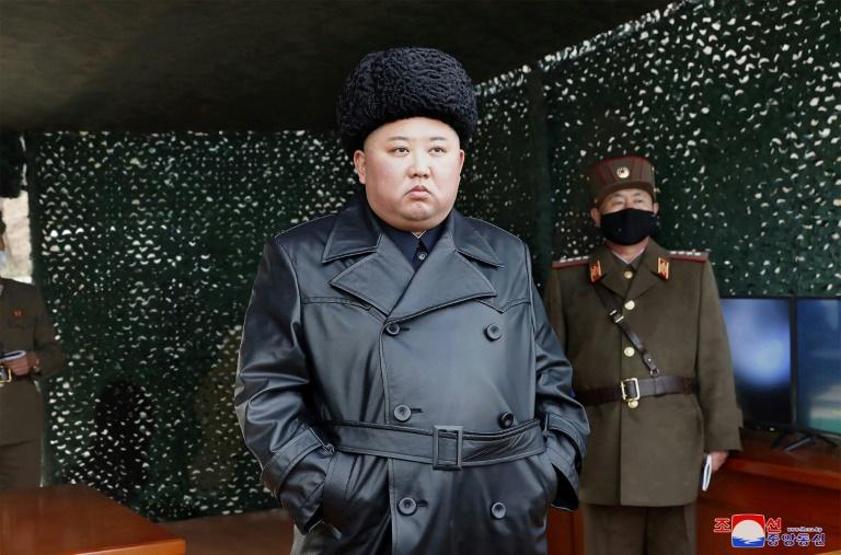 North Korea says Trump wrote Kim, offered coronavirus cooperation