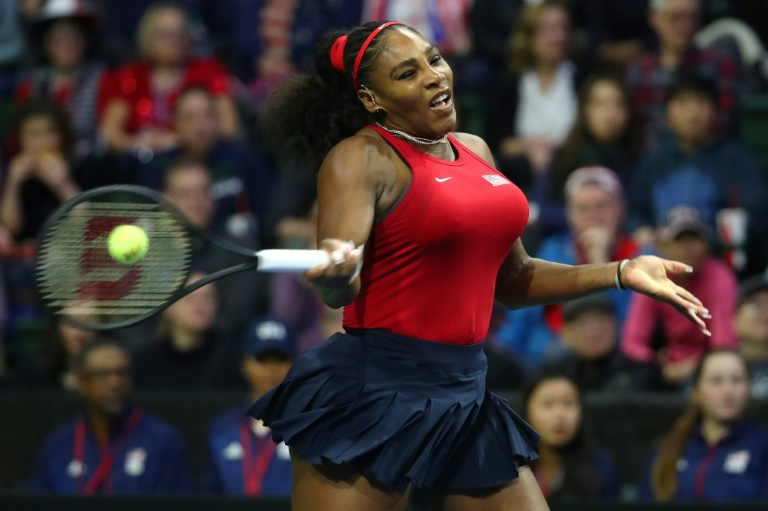 On edge: 23-time Grand Slam champion Serena Williams says in a series of TikTok videos that social distancing during the coronavirus pandemic is causing her anxiety.