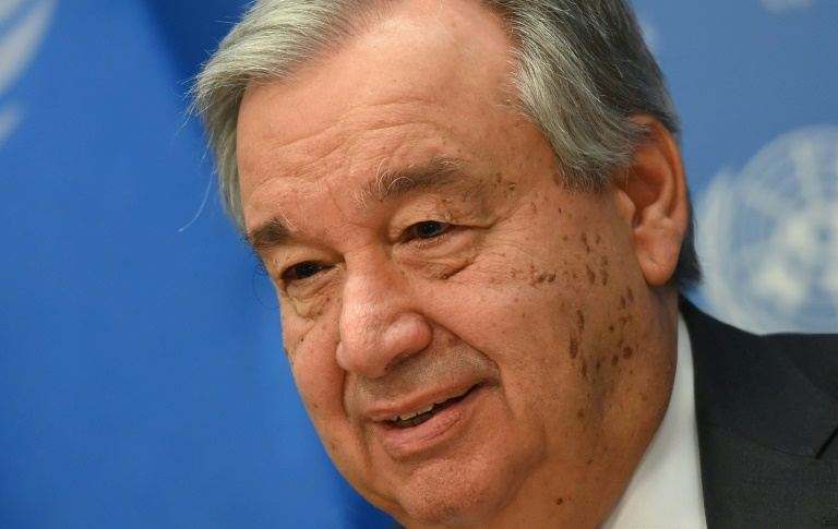 United Nations chief Guterres calls for 'immediate global ceasefire' amid Coronavirus pandemic