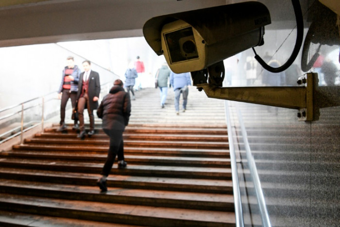 For Moscow's quarantined, 100,000 cameras are watching