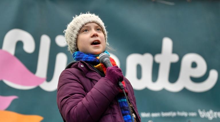 Covid 19 coronavirus: Greta Thunberg says she has coronavirus