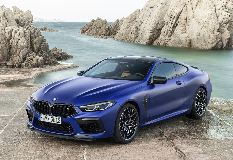 2020 BMW M8 Style