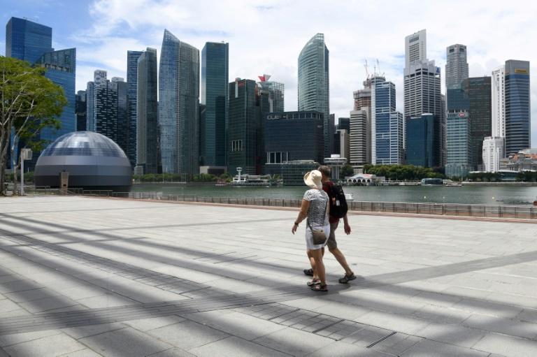 MTI: Singapore's 2020 growth forecast turns negative as Q1 GDP shrinks 2.2%