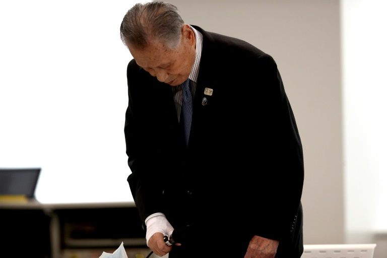 Tokyo 2020 president Yoshiro Mori said the challenge was unprecedented