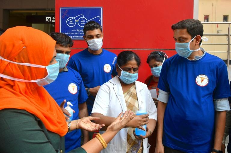 India's coronavirus heroes come under attack