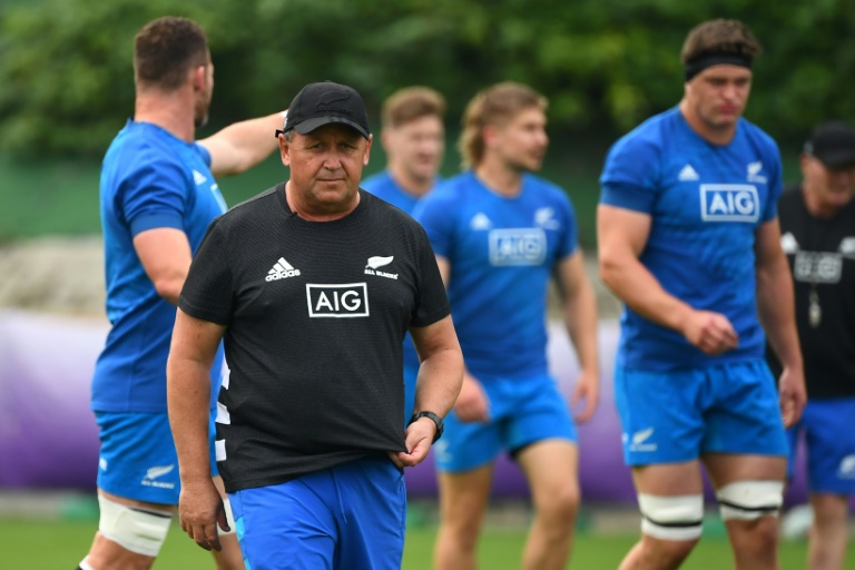 All Blacks coach Ian Foster and players to take pay cut
