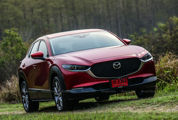 Mazda CX-30 2.0 SP (2020) review