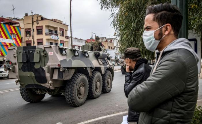 Anti-virus measures spark Mideast fears of setback in liberties