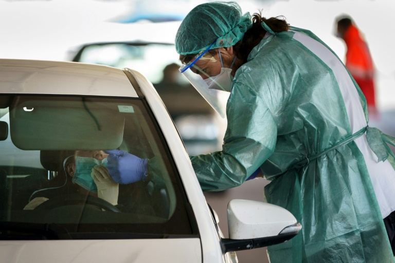 Spain, one of the worst-hit countries in the world, has tightened a nationwide lockdown to battle the coronavirus.