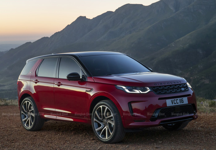 2020 Land Rover Discovery Sport: Thai prices and specs