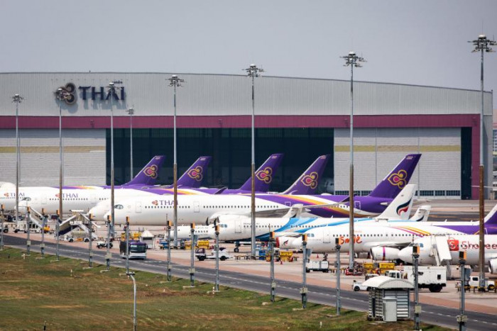 THAI may cut some plane types for good after grounding jets