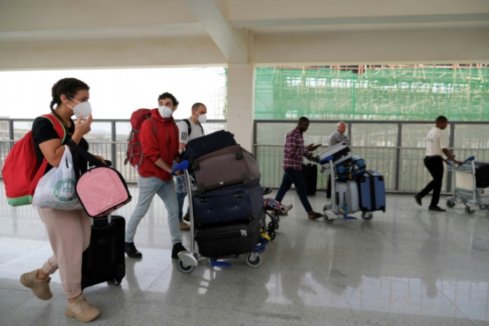 Nigeria orders lockdown in Lagos, Abuja over virus